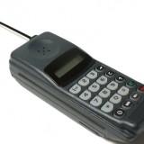 Stare telefony komórkowe.